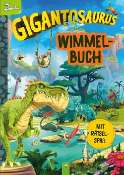 Gigantosaurus Wimmelbuch von Duddle,  Jonny