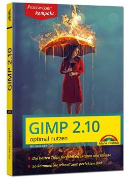 Gimp 2.10 – optimal nutzen von Gradias,  Michael