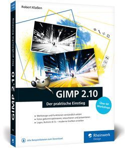GIMP 2.10 von Klaßen,  Robert