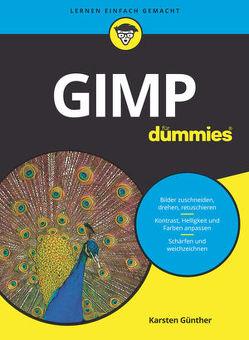 GIMP für Dummies von Günther,  Karsten