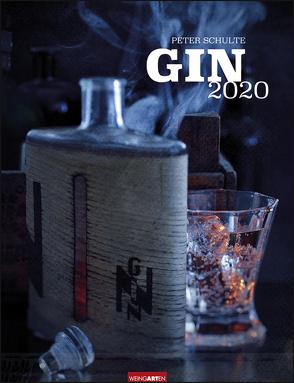 Gin Kalender 2020 von Schulte,  Peter, Weingarten