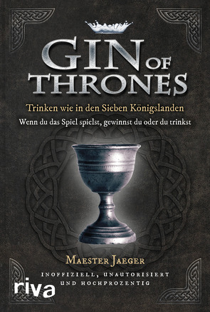 Gin of Thrones von Jaeger,  Maester