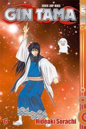 Gin Tama 06 von Sorachi,  Hideaki