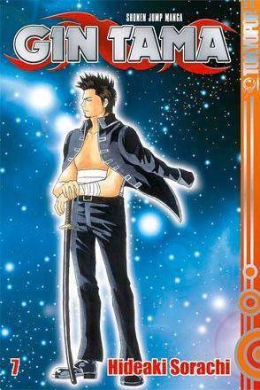 Gin Tama 07 von Sorachi,  Hideaki