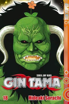 Gin Tama 18 von Sorachi,  Hideaki