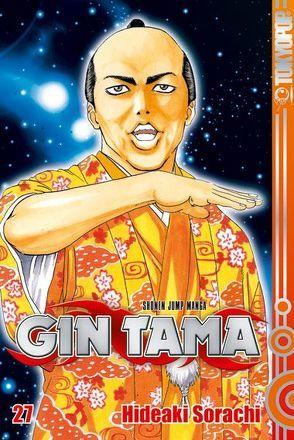 Gin Tama 27 von Sorachi,  Hideaki