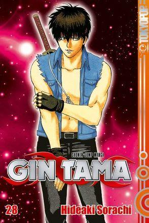 Gin Tama 28 von Sorachi,  Hideaki