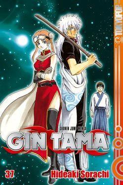 Gin Tama 37 von Sorachi,  Hideaki