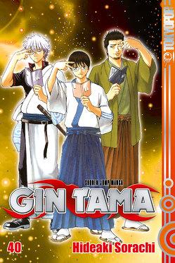 Gin Tama 40 von Sorachi,  Hideaki
