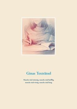 Ginas Texträtsel von Texträtsel,  Ginas