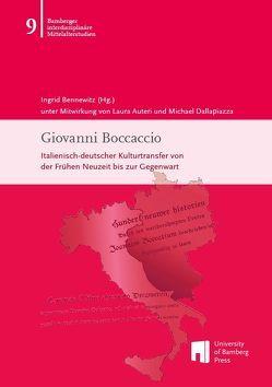 Giovanni Boccaccio von Auteri,  Laura, Bennewitz,  Ingrid, Dallapiazza,  Michael