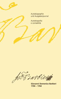 Giovanni Domenico Barbieri (1704-1764) von Braun,  Emanuel, Silvio,  Margadant