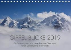 Gipfel Blicke (Tischkalender 2019 DIN A5 quer) von N.,  N.