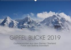 Gipfel Blicke (Wandkalender 2019 DIN A2 quer) von N.,  N.