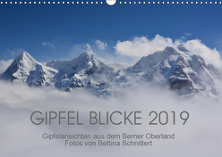 Gipfel Blicke (Wandkalender 2019 DIN A3 quer) von N.,  N.