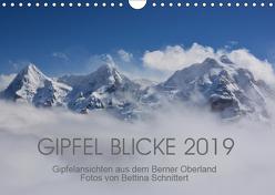 Gipfel Blicke (Wandkalender 2019 DIN A4 quer) von N.,  N.