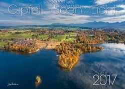 Gipfel und Seen im Licht 2017 von Bodenbender,  Dr. Jörg