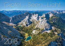 Gipfel und Seen im Licht 2018 von Dr. Bodenbender,  Joerg