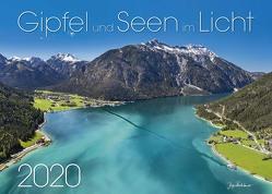 Gipfel und Seen im Licht 2020 von Dr. Bodenbender,  Joerg