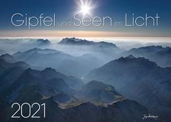 Gipfel und Seen im Licht 2021 von Dr. Bodenbender,  Joerg