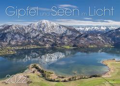 Gipfel und Seen im Licht 2022 von Bodenbender,  Jörg