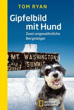 Gipfelbild mit Hund von Harksen,  Verena Charlotte, Ryan,  Tom