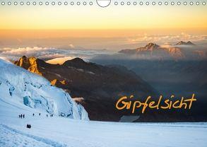 Gipfelsicht (Wandkalender 2018 DIN A4 quer) von Faulhaber,  Birgit