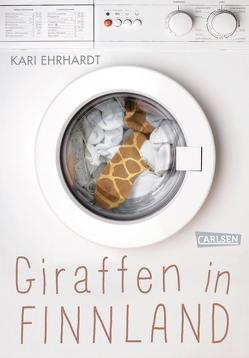 Giraffen in Finnland von Ehrhardt,  Kari