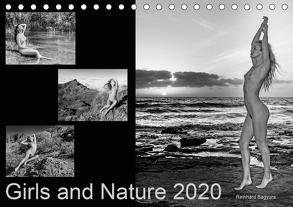 Girls and Nature (Tischkalender 2020 DIN A5 quer) von Columbus Bagyura,  Reinhard