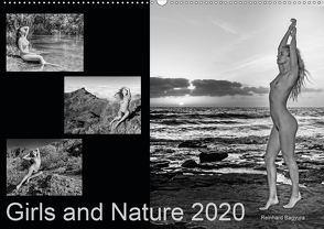 Girls and Nature (Wandkalender 2020 DIN A2 quer) von Columbus Bagyura,  Reinhard