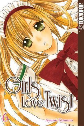 Girls Love Twist 06 von Komura,  Ayumi