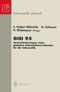 GISI 95 von Huber-Wäschle,  Friedbert, Schauer,  Helmut, Widmayer,  Peter
