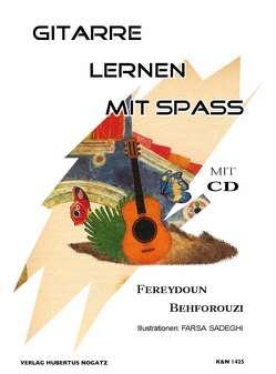 Gitarre Lernen mit Spass von Behforouzi,  Fereydoun