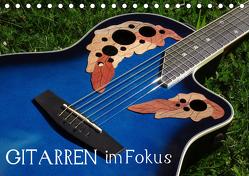 Gitarren im Fokus (Tischkalender 2020 DIN A5 quer) von u.a.,  KPH