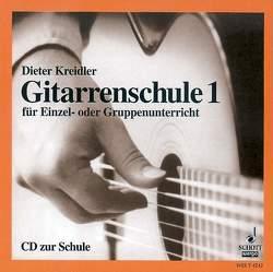 Gitarrenschule von Kreidler,  Dieter