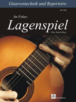 Gitarrentechnik & Repertoire von Ketelsen,  Sven, Luft,  Volker, Metreveli,  Kachaber, Müller,  Martin, Schell,  Felix, Waitze,  Oliver