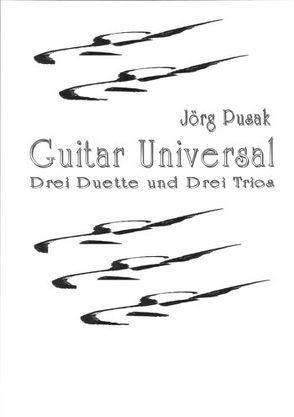 Gitarresque von Pusak,  Jörg