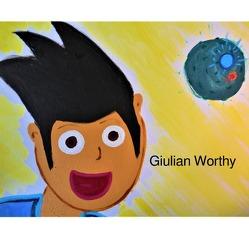 Giulian Worthy von Heinzinger,  Timo