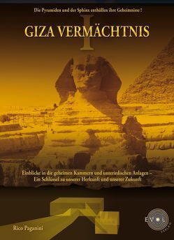 GIZA VERMÄCHTNIS von Paganini,  Rico