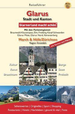 Glarus Stadt und Kanton von Straub,  Peter, Zweifel,  Ruth