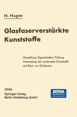 Glasfaserverstärkte Kunststoffe von Hagen,  Harro