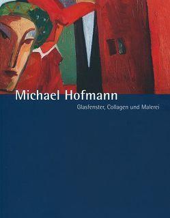Glasfenster, Collagen und Malerei von Fritz,  Michael G, Hofmann,  Michael