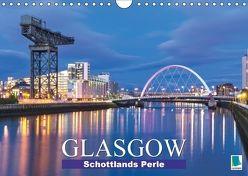 Glasgow: Schottlands Perle (Wandkalender 2018 DIN A4 quer) von CALVENDO,  k.A.