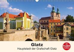 Glatz – Hauptstadt der Grafschaft Glatz (Wandkalender 2018 DIN A3 quer) von LianeM,  k.A.