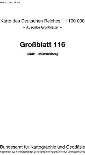 Glatz – Münsterberg
