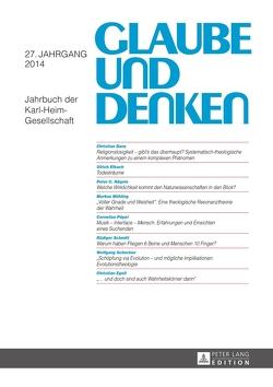 Glaube und Denken von Beuttler,  Ulrich, Rothgangel,  Martin