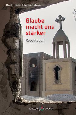 Glauben lässt uns überleben von Fleckenstein,  Karl-Heinz