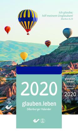 glauben.leben 2020 (Abreißkalender)