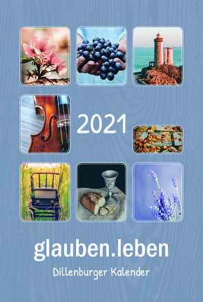 glauben.leben 2021 Buchkalender