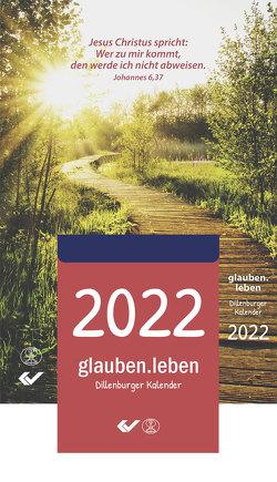 glauben.leben 2022 (Abreißkalender)